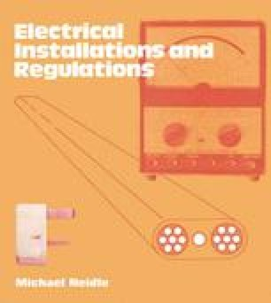Electrical Installations and Regulations