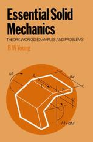Essential Solid Mechanics