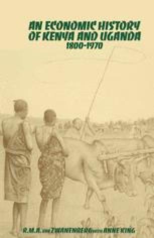 An Economic History of Kenya and Uganda 1800–1970