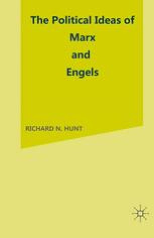 The Political Ideas of Marx and Engels