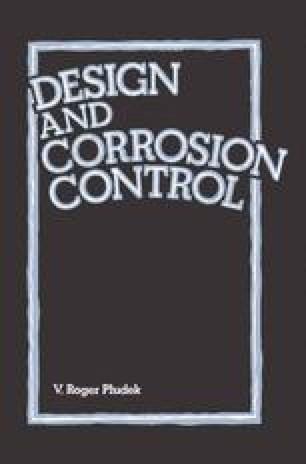 Design and Corrosion Control