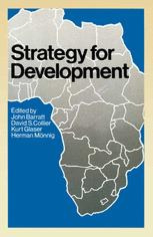 Strategy for Development