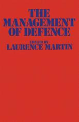 The Management of Defence