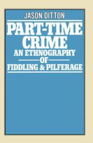 Part-Time Crime