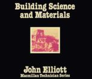 Building Science and Materials