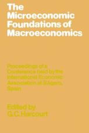 microeconomics and macroeconomics examples
