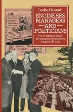 Engineers, Managers and Politicians