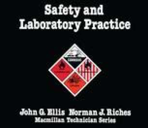 Safety and Laboratory Practice
