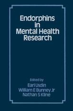 Endorphins in Mental Health Research