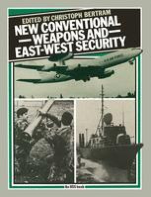 New Conventional Weapons and East-West Security