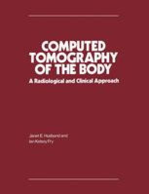 Computed Tomography of the Body