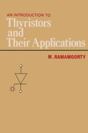 An Introduction to Thyristors and Their Applications