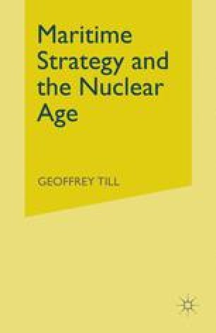Maritime Strategy and the Nuclear Age