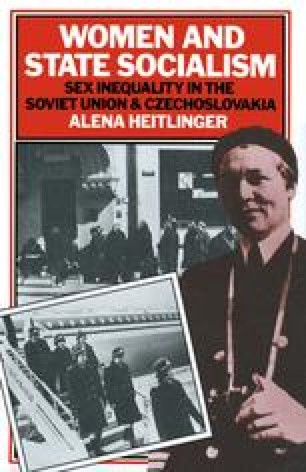 Women and State Socialism