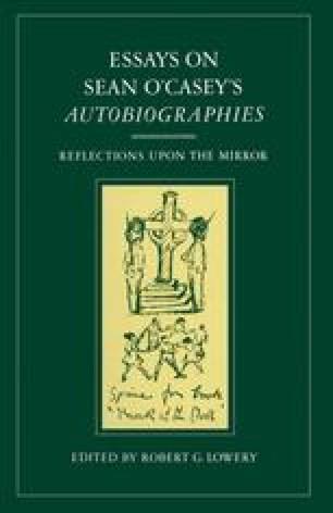 Essays on Sean O'Casey's Autobiographies