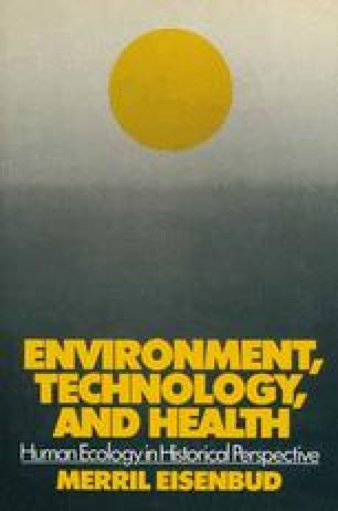 Environment, Technology, and Health