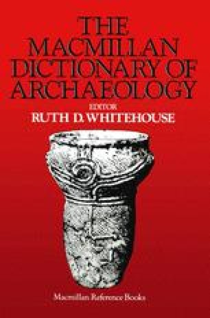 The Macmillan Dictionary of Archaeology