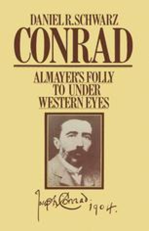 Conrad: Almayer's Folly to Under Western Eyes
