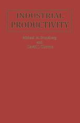Industrial Productivity