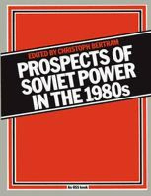 Prospects of Soviet Power in the 1980s