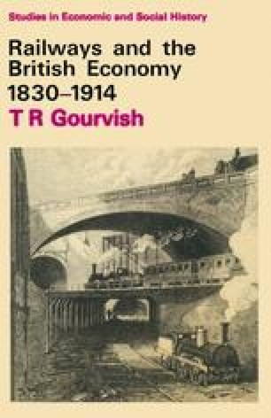 Railways and the British Economy 1830–1914