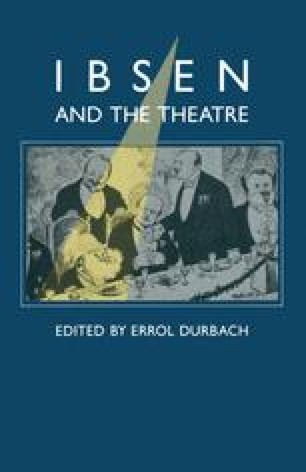 Ibsen and the Theatre