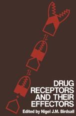 Drug Receptors and Their Effectors