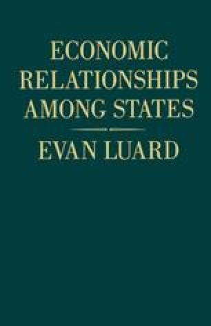 Economic Relationships among States