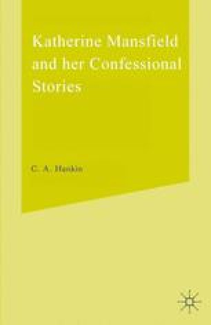 Katherine Mansfield and Her Confessional Stories