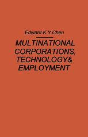 rise of multinational corporations
