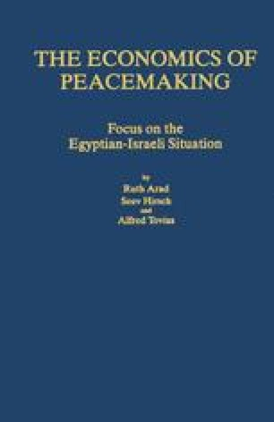The Economics of Peacemaking