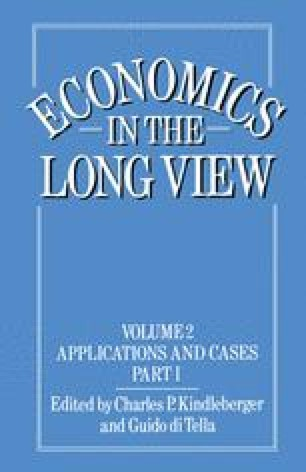 Economics in the Long View