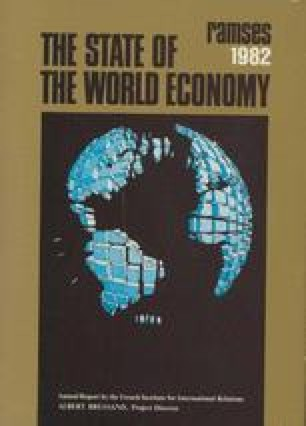 The State of the World Economy