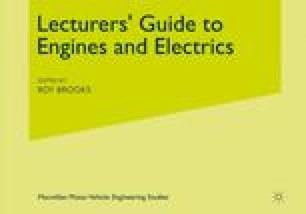Lecturers' Guide to Engines and Electrics