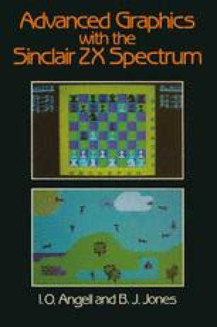 Advanced Graphics with the Sinclair ZX Spectrum