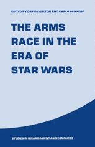 The Arms Race in the Era of Star Wars