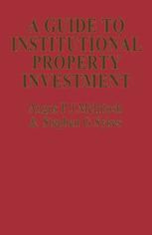 A Guide to Institutional Property Investment