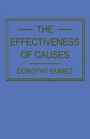 The Effectiveness of Causes
