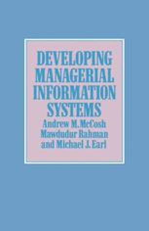 The Nature of Management Control Systems | SpringerLink