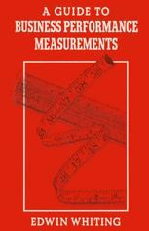 A Guide to Business Performance Measurements
