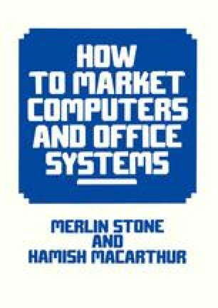 How to Market Computers and Office Systems