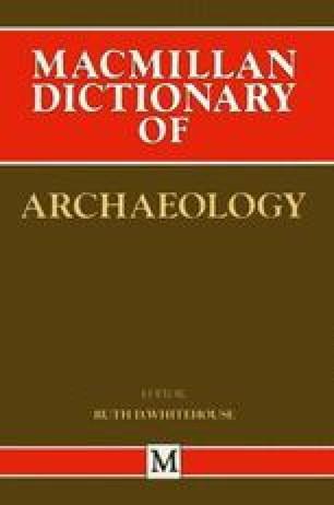 Macmillan Dictionary of Archaeology