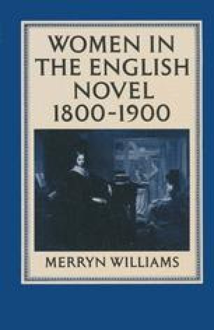 Women in the English Novel, 1800–1900