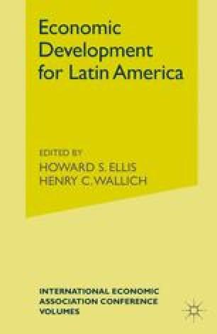 Economic Development for Latin America