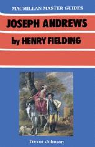 Joseph Andrews by Henry Fielding