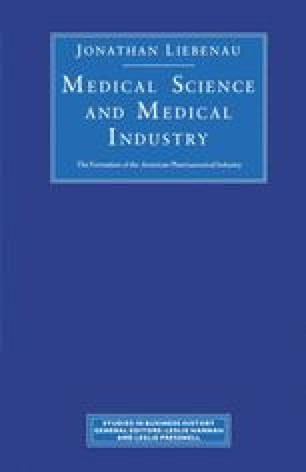 Medical Science and Medical Industry