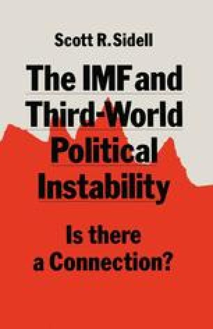 The IMF and Third-World Political Instability