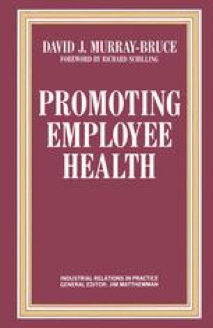 Promoting Employee Health