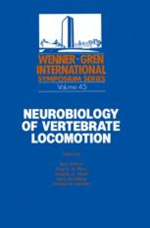 Neurobiology of Vertebrate Locomotion