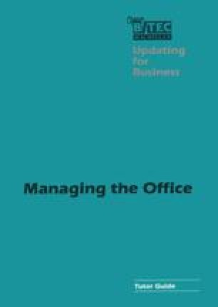 Managing the Office